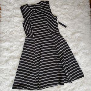 IVANKA TRUMP A-Line Sleeveless Dress
